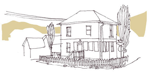 Macaulay House Artist Residency