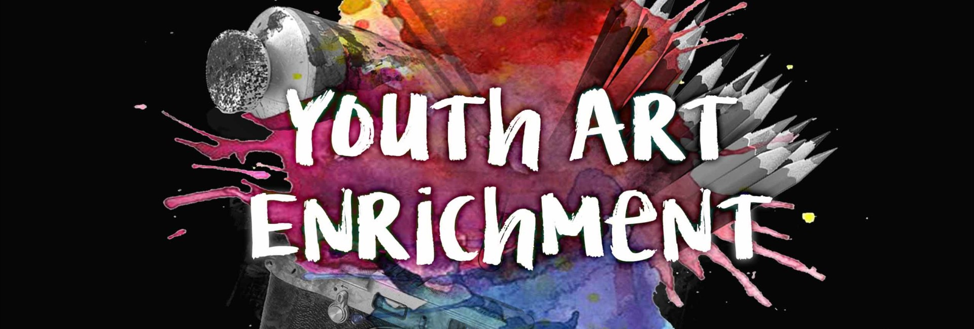 Youth Art Enrichment! Wait-list Application Still Available