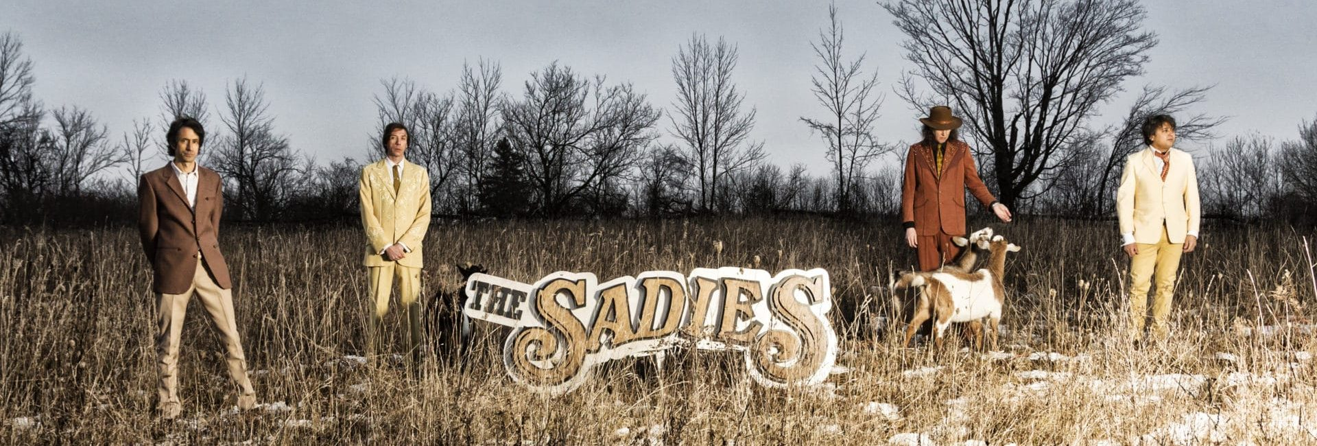 The Sadies: Two Nights at the Palace Grand (Aug 18 & 19)