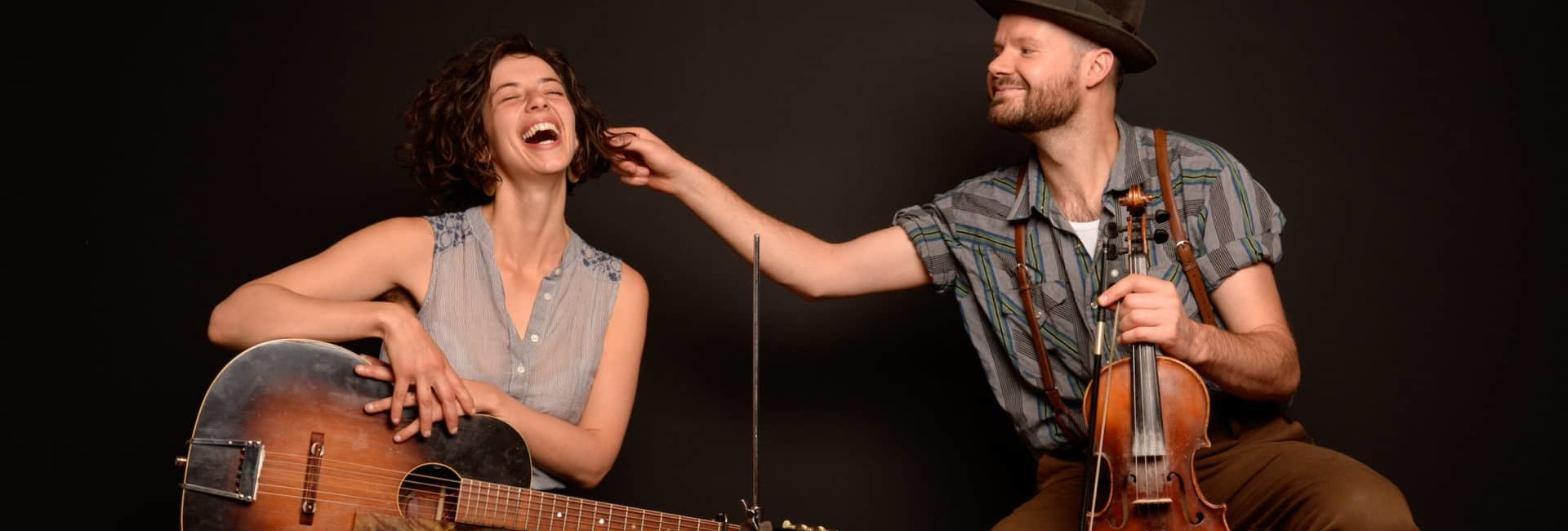 A Day of music workshops and a show with Brigitte & Ryan, April 27!