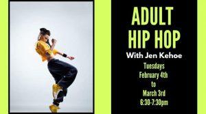 Adult Hip Hop with Jen Kehoe