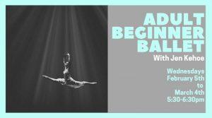 Beginner Ballet with Jen Kehoe