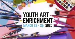 Youth Art Enrichment 2020