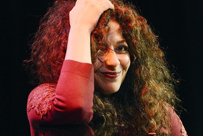 julie nesrallah, event, klondike institute of art & culture, dawson city, yukon, classical, cabaret, opera, vocal, music, performing arts